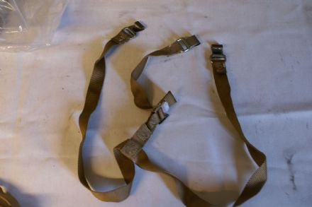 Corvette C3,T-Top Strap,Light Tan,Used